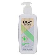 Olay Sensitive Calming Liquid Cleanser Fragrance Free
