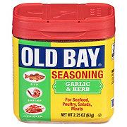 Old Bay Garlic and Herb Seasoning