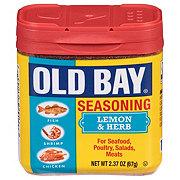 Old Bay Lemon and Herb Seasoning