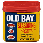 Old Bay Seasoning for Seafood Salads and Meats