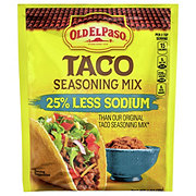 Old El Paso Original Taco Seasoning Mix Shop Spice Mixes At H E B