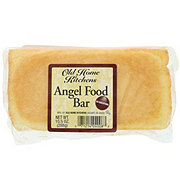 Old Home Kitchens Angel Food Bar Cake