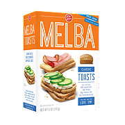 Old London Wheat Melba Toast