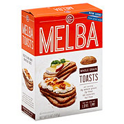 Old London Whole Grain Melba Toasts Shop Crackers Breadsticks At H E B