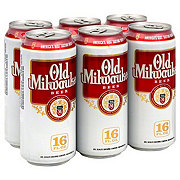 Old Milwaukee Beer 6 PK Cans