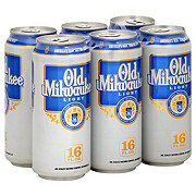 Old Milwaukee Light Beer 6 PK Cans