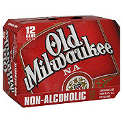 Old Milwaukee Non-Alcoholic Beer 12 PK Cans