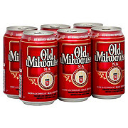 Old Milwaukee Non-Alcoholic Beer 6 PK Cans