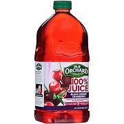 Old Orchard 100% Juice Black Cherry Cranberry Flavored Apple Juice