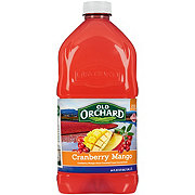Old Orchard Cranberry Mango Juice Cocktail