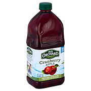 Old Orchard Cranberry Naturals Cranberry Apple Juice Cocktail