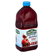 Old Orchard Healthy Balance Pomegranate Cranberry Cocktail Blend Juice