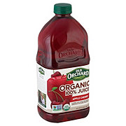 Old Orchard Organic 100% Juice Apple Cherry