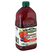 Old Orchard Organic 100% Juice Wild Berry