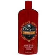 Old Spice 2 In 1 Shampoo & Conditioner Desperado