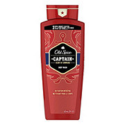 Old Spice Captain Red Collection Body Wash