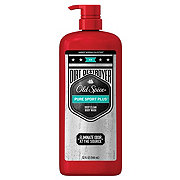 Old Spice Dirt Destroyer Body Wash, Pure Sport Plus