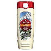 Old Spice Fresher Denali Body Wash