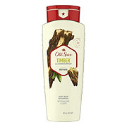 Old Spice Fresher Timber Body Wash