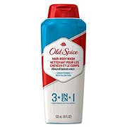 Old Spice High Endurance Conditioning Long Lasting Scent Men's Hair and Body Wash