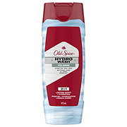 Old Spice Hydro Wash Steel Courage Body Wash