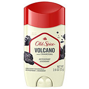 Old Spice Invisible Solid Antiperspirant Volcano With Charcoal