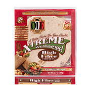 Ole Xtreme Wellness! High Fiber Low Carb Tortilla Wraps