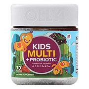Olly Kids Multi Probtc Vitamin Yum Berry Punch