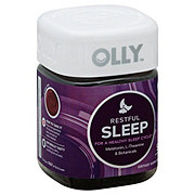 Olly Restful Sleep Vitamin Blackberry Zen