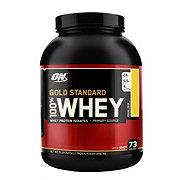 ON Gold Standard Banana Cream 100% Whey Protein Isolates