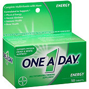 One A Day Energy Multivitamin Teblets