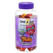 One A Day Kids Trolls Gummies