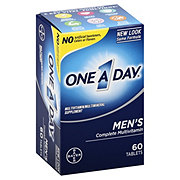 One A Day Men's Multivitamin Tablets