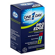 One A Day Men's Pro Edge Multivitamin Tablets