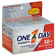 One A Day One a Day Womens 50 Plus Advantage