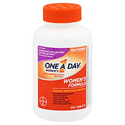 One A Day Women's Multivitamin/Multimineral Supplement  Women's Formula