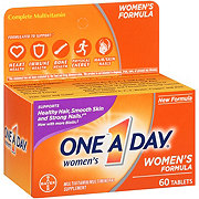 One A Day Women's Multivitamin/Multimineral Women's Formula Tablets