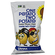 One Potato Two Potato Salt & Vinegar Potato Chips