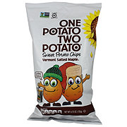 One Potato Two Potato Sweet Potato Chip Salted Maple