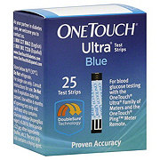 One Touch Ultra Blue Test Strips