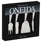 Oneida Stainless Steel Cheese Tools