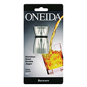 Oneida Stainless Steel Double Jigger