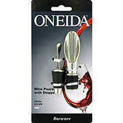 Oneida Wine Pourer with Stopper