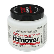 Onyx Professional 100% Acetone Polish Remover