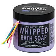 Onyx Professional Unicorn Dreams Bath House Whipped Bath Soap