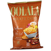 Oolala Potato Chips Saffron & Olive Oil