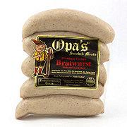 Opa's Premium Cooked Bratwurst