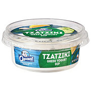 Opaa! Cucumber Greek Yogurt Dip