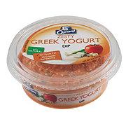 Opaa! Zesty Greek Yogurt Dip