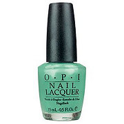 OPI Go On Green  Nail Lacquer